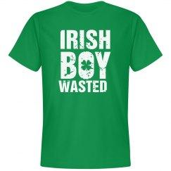 Irish Boy Wasted