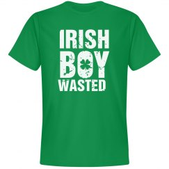 Irish Boy Wasted