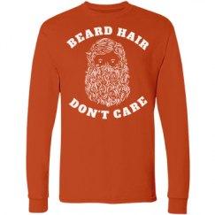 Beard Hair Don't Care