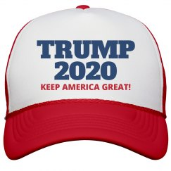 Keep America Great! Trump 2020