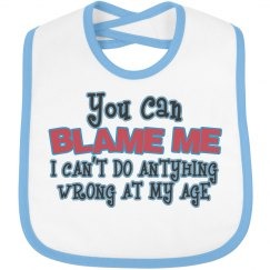 Blame Me/Can't Do Anything Wrong