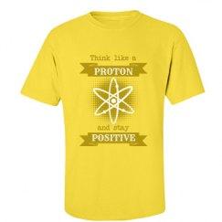 Positive Proton