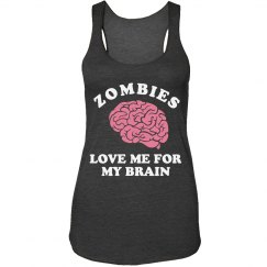 Zombies Love The True Me