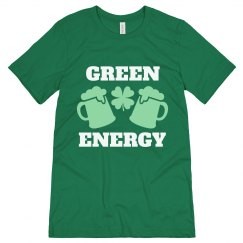 Alcoholic Green Energy