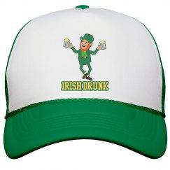 Irish Drunk Hat