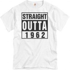 Straight outta 1962