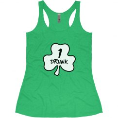 Drunk 1 St Patricks Girls