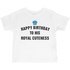 Royal cuteness birthday