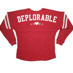 Adorable And Deplorable Slub