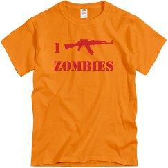 I AK47 Zombies