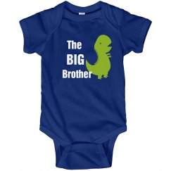 Big Brother Dinosaur Onesies