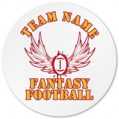 Fantasy Football Coaster