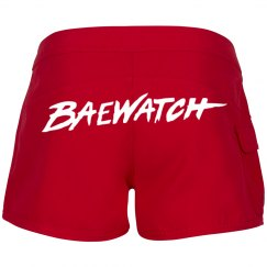 I'm On Bae Watch Duty Today