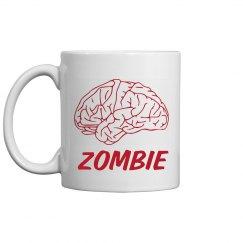 Zombie Brain Coffee