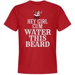 Water Santas Beard