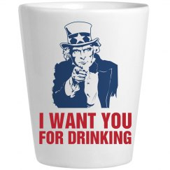 Want You for Drinking