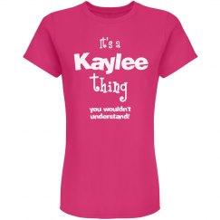 it's a Kaylee thing you wouldn't understand