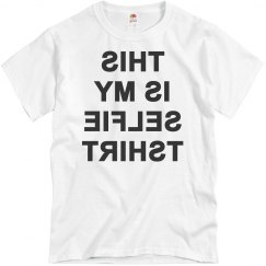 This Is My Selfie T-Shirt