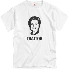 Traitor of state