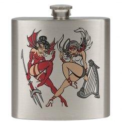 Angel/Devil Flask