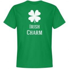 Irish Charm St Patricks Day