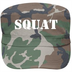 SQUAT TEAM HAT