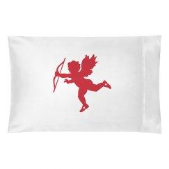 Cupid Pillowcase