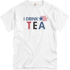 I Drink Tea