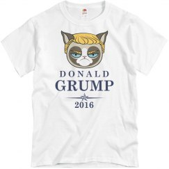 Donald Grump For 2016