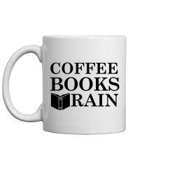 The Best Coffee Books & Rain