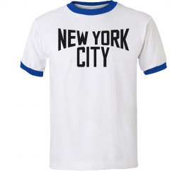 John's New York CIty Tee
