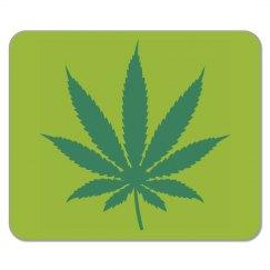 Marijuana Mousepad