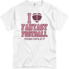 I Heart Fantasy Football