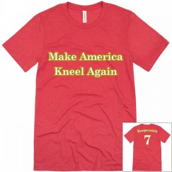 Make America Kneel