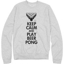Keep Calm Beer Pong
