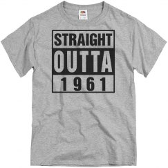 Straight outta 1961