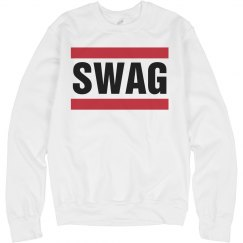Swag Bars Crewneck