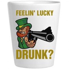 St. Patrick's Lucky Shot