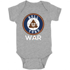 Roll Turd WAR  The Onesie