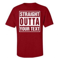 Straight outta Color Shirt