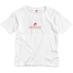 Crafters will Craft LOGO T-SHIRT