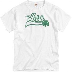 100% Irish St Patricks
