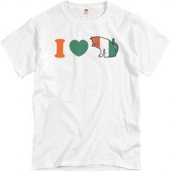 I Love Irish Pussy