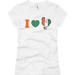 I Love Irish Cock