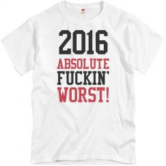 2016 Is The Worst