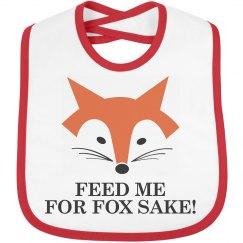 Feed Me For Fox Sake!