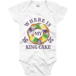 Baby's King Cake