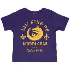 Lil' King Of Mardi Gras