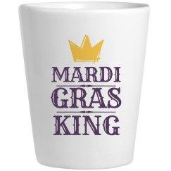 Mardi Gras Drinking King