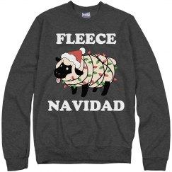 Fleece Navidad Bro